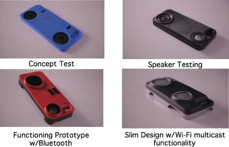 iphone case prototype evolution
